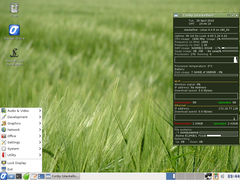 Linux distros with UEFI support – Tuxdiary